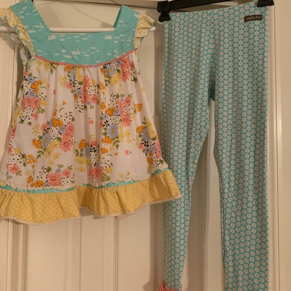 Matilda Jane girl's outfit